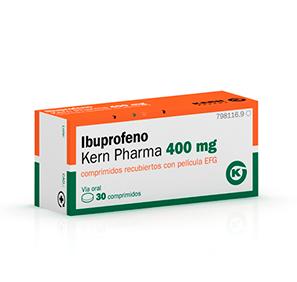 Cada cuanto puedo tomar ibuprofeno 800