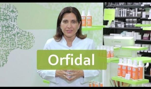 Orfidal o lorazepam, información desde la farmacia
