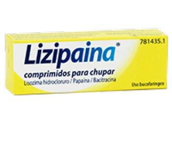 Lizipaina, un remedio para el dolor de garganta