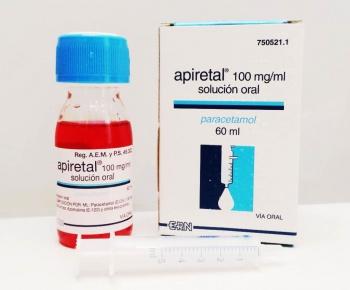 formula para calcular dosis apiretal
