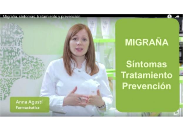 Migraña, síntomas y tratamiento