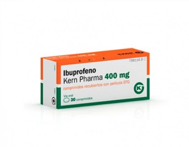 Ibuprofeno, efectos secundarios y contraindicaciones