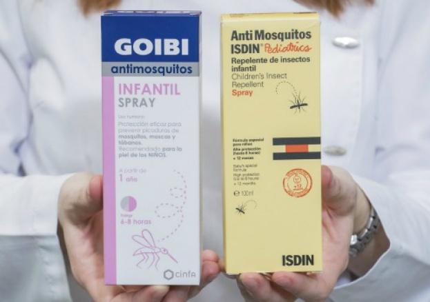 Repelente de mosquitos para bebés ¿cuál es el mejor?
