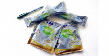 100 lotes de muestras gratis de Pedialac