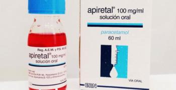 Apiretal, dosis y posología. Qué dice su prospecto